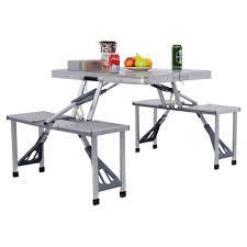 Folding Picnic Table Bench Inspirational Portable Er S Guide Reviews