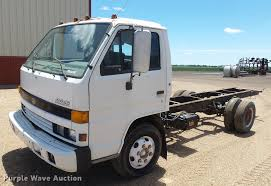 1994 Isuzu NPR Truck Cab And Chassis | Item EZ9494 | SOLD! J...
