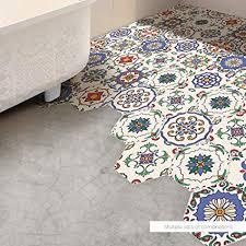 baoziv587 kreatives marokkanisches boden aufkleber