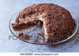 selbstgemacht nerz maulwurf loch kuchen mit
