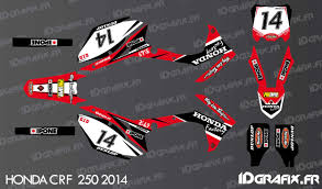 kit deco crf 250 kit decoration honda factory edition honda cr crf 125 250 450 i