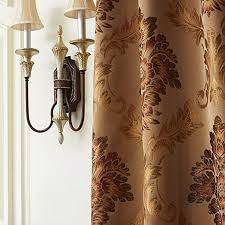 Amazon Velvet Curtain Panels by Amazon Com Iyuego Luxury European Style Jacquard Silky Heavy