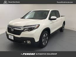 100 New Honda Truck 2019 Ridgeline RTLT 2WD At Round Rock