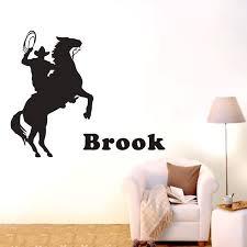 Cheap Dallas Cowboys Room Decor by Handmade Premium Cowboys Wall Decals High Quality Material Ethan