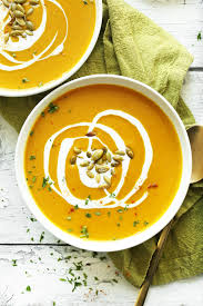Thai Pumpkin Curry Soup Recipe by Curried Butternut Squash Soup Minimalist Baker Recipes