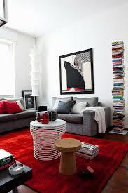 wohnzimmer mit grauer bild kaufen 12979948