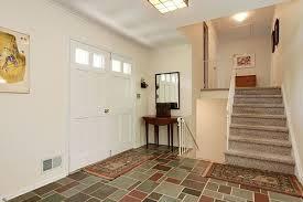 my entryway slate floor