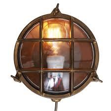 adoo marine nautical wall light