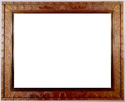Holman Hunt Empty Frame