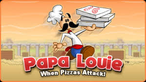 jeux de cuisine pizza papa louis papa louie free flash flipline studios