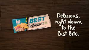 Best Protein Bar™ - Good To The Last Bite - YouTube Bpi Sports Best Protein Bar 20g Chocolate Peanut Butter 12 Bars Ebay What Is The Best Protein Bar In 2017 Predator Nutrition The Orlando Dietian Nutritionist Healthy Matcha Green Tea Fudge Diy All Natural Pottentia Grass Fed Whey Quest Hero Blueberry Cobbler 6 Best For Muscle Gains And Source 25 Bars Ideas On Pinterest Homemade Amazoncom Fitjoy Low Carb Sugar Gluten Free