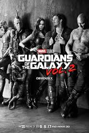 Guardians Of The Galaxy Vol 2 Poster 1