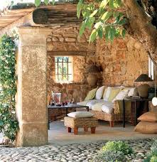 Characteristics Of Spanish Style Haciendas That You May Be Able To Replicate Without Bull Dozing Your Home Tips And Ideas By Indeed Decor