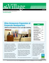 Fillable Online Uline Announces Expansion At Corporate Headquarters