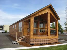 Mobile Log Homes Pinteres Within Cottage Style Manufactured Remodel 16