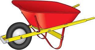 wheelbarrow clipart 01