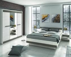 schlafzimmer komplett set g knoxville 4 teilig farbe kiefer weiß grau