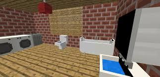 Minecraft Living Room Furniture Ideas by Minecraft Tutorial Bathroom And Furniture Design Ideas Modern