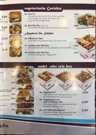 unsere speisekarte anh vietnamesische küche