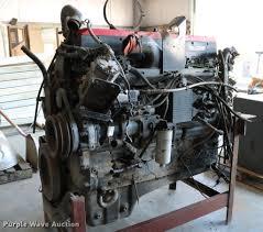 100 Drs Truck Sales Cummins N14 140L Six Cylinder Turbo Diesel Engine Item EW