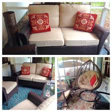 Patio Furniture Cushions Sears by Father U0027s Day Outdoor Makeover With Sears Las Gringasblog
