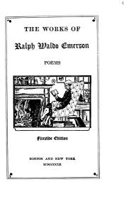 The Works Of Ralph Waldo Emerson Vol 9 Poems