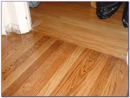 Types Of Transition Strips For Laminate Flooring by Types Of Hardwood Floor Transition Strips Flooring Home Design
