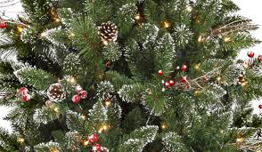 Pre Lit Flocked Christmas Tree Canada by How To Flock A Christmas Tree Christmas Tree Market