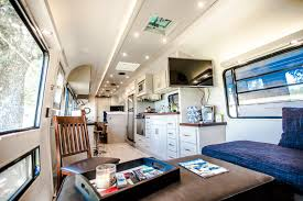 100 Inside An Airstream Trailer 1988 RV A Filmmakers TinyHome Remodel Bailey Eubanks Medium