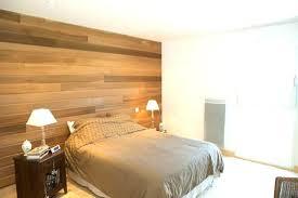 chambre en lambris bois chambre avec lambris lambris chambre chambre adulte cocooning avec