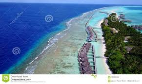 100 Five Star Resorts In Maldives V09411 5 Resort Water Bungalows With Drone