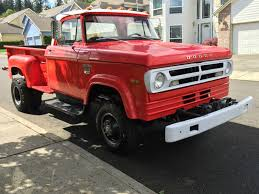 1970 Dodge W300 Dually 4x4 Truck - Vintage Mudder - Reviews Of ... 1975 Loadstar 1600 Truck And 1970s Dodge Van In Coahoma Texas 1970 A500 Fire Truck Item Aj9265 Sold January 6 G Affordable Colctibles Trucks Of The 70s Hemmings Daily Junkyard Find 1968 D100 Adventurer Pickup The Truth About Cars 1967 Sweptline For Sale Youtube 500 Grain 3085 May 24 Ag Equ 1966 Dodge For Sale Equipment Dresden Fire Rescue 610 Best Pickups 71 With 1972 1993 Images On 1971 Short Bed Us Airforce Vihicle Cool Patina Pick Up Truck Bangshiftcom Is Built As A Unique Nascar