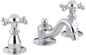 Kohler Coralais Bidet Faucet by Kohler K 108 3 Cp Antique Widespread Lavatory Faucet Polished