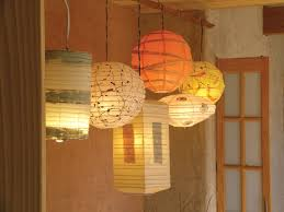 Try This Paper Lantern Lamp Shade