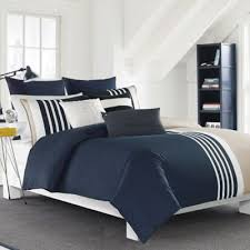 Buy Navy Blue Striped forter Sets from Bed Bath & Beyond