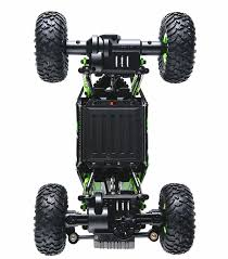 Gizmo Toy: IBOT 4WD RC Monster Truck Off-Road Vehicle 2.4G Remote ...