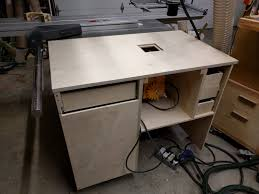 Sawstop Cabinet Saw Used by Table Saw Cabinet Experience Improve Make