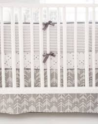 arrow baby bedding arrow crib bedding grey crib bedding