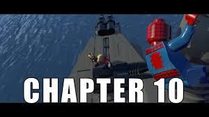 that sinking feeling lego marvel stan lego marvel superheroes level 10 that sinking feeling gameplay