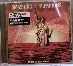 Tarantula Smashing Pumpkins Album by Smashing Pumpkins Zeitgeist Cd 2007 Bargain Free Uk 24 Hr