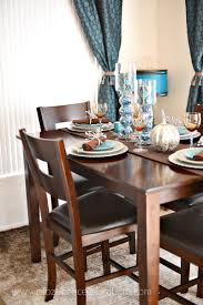 Pier One Dining Room Table Decor by Dining Room Makeover U2013 A To Zebra Celebrations
