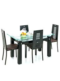 Four Chair Dining Table With Chairs County Set