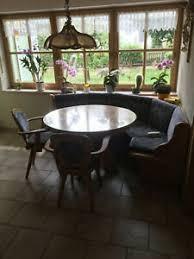 runde tisch stuhl sets aus holz fürs esszimmer günstig