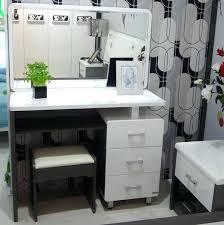 Vanities Bedroom Furniture Modern Vanity Table With Mirror Bedroom