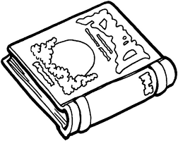 Books Story Book For Children Coloring Page