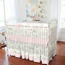 Sweet Jojo Designs Crib Bedding by Pink Over The Moon Toile 3 Piece Crib Bedding Set Carousel Designs