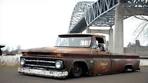 Check Out This Badass C10 Rat Rod In Action!