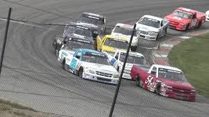 Golden Sands Speedway Midwest Truck Series Feature Highlights Sept 5 ...
