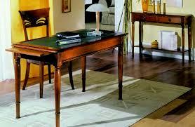 bureau stylé bureau caissons merisier meubles hummel