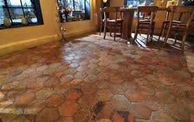 reclaimed terracotta in design trends oak flooring